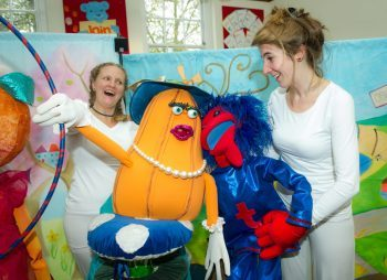 Planet Munch Puppets
