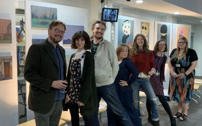 My Story Herts – Artist-in-Residence at Hertfordshire Libraries.