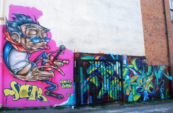 Street Art Nottingham