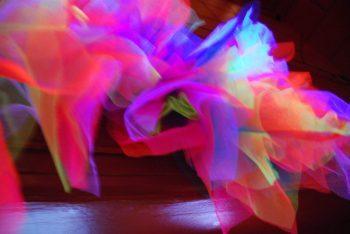 Glowing decor