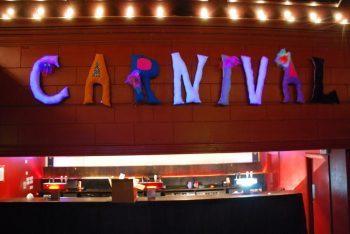 Carnival of Love Lettering