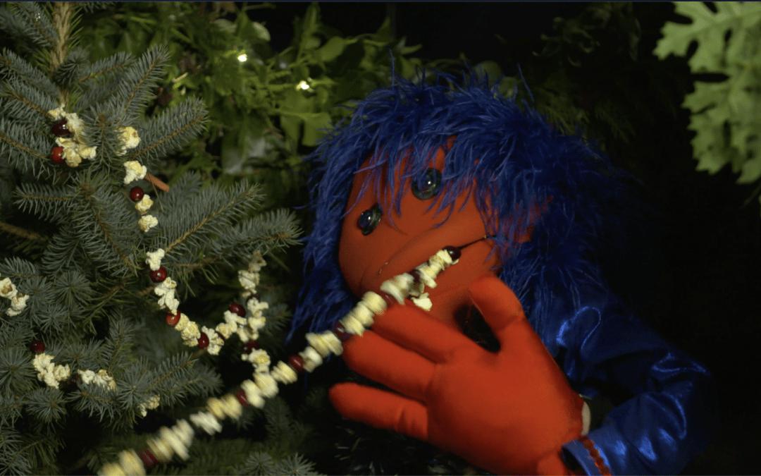 Munchmas – A series of Festive Makes